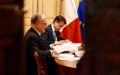 """Decreto """"Cura Italia"""": autonomi, famiglie e dipendenti."""